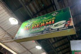 Kuliner Legendaris Solo: Es Dawet Telasih Bu Dermi, Dulu Dijual Cuma Rp250