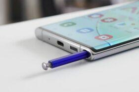 Samsung Galaxy Note 20. (Istimewa)