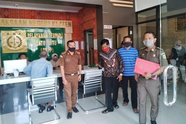 Tok! Eks Kades Mundu Klaten Dihukum 1 Tahun Penjara