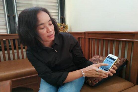 ketua KPU solo veerifikasi fukungan bajo pilkada solo