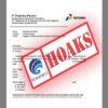 Cek Fakta: Surat Panggilan Calon Karyawan Pertamina DIY & Solo Hoax