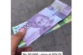 Bawa Uang Rp 30.000 di Solo, Bisa Kulineran Apa Aja?
