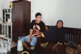 Mbah Minto Klaten di rumah barunya. (Detik.com)