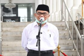 Menko Pembangunan Manusia dan Kebudayaan, Muhadjir Effendy. (Setneg.go.id)