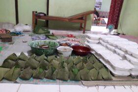 Nasi berkat Wonogiri (Istimewa)