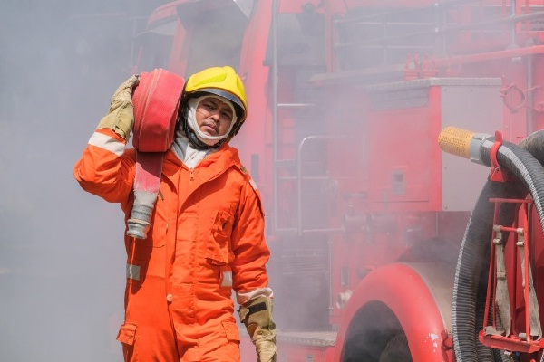 Yey! Pemadam Kebakaran Sragen Bakal Punya 2 Mobil Baru Tahun Depan