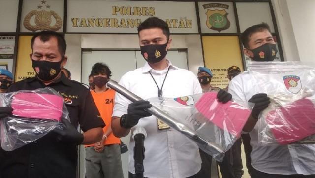 Ditangkap Polisi, Begini Pengakuan Pelaku Pemerkosaan di Bintaro