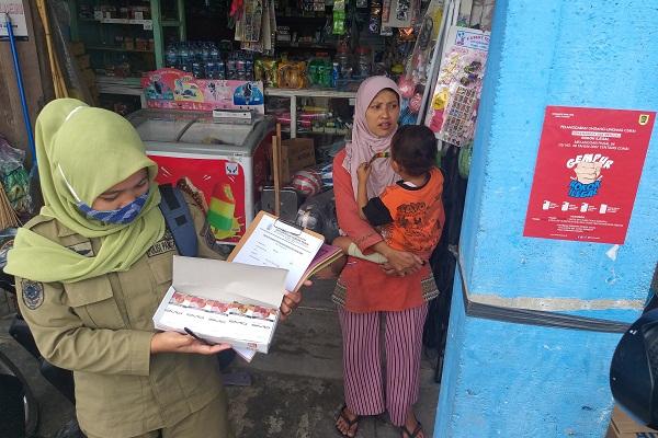 Ratusan Rokok Ilegal Disita dari Toko Kelontong Klaten, Kamu Pernah Beli?