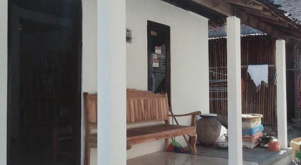 Rumah baru Mbah Minto Klaten. (Detik.com)