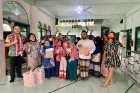 The Sunan Hotel Solo Berbagi Kasih di Panti Asuhan