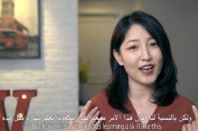 Netizen Indonesia Heran Lihat Youtuber China Ini Fasih Berbahasa Arab