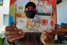Penukaran Uang Rp75.000 Seri Kemerdekaan di BI Solo Masih Dibuka, Mau?