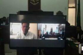 Sidang Online, Vicky Prasetyo Diprotes Hakim Karena Internet Lemot