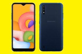 Samsung Galaxy A01 Core Varian Baru, Ini Keunggulannya
