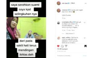Drama Serah Terima Suami ke Pelakor Viral di Tiktok