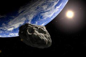 Besarnya 3 Kali Big Ben, Asteroid FR 2010 Hampiri Bumi
