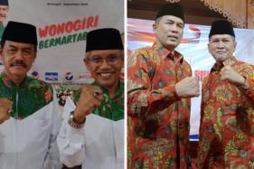 """2 Paslon Pilkada Wonogiri Rebutan Kata """"Nyawiji"""", Bawaslu Khawatir Jadi Sengketa"""