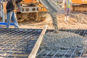 Ilustrasi penggunaan beton hijau untuk ramah lingkungan (freepik)