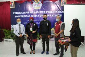Jadi Mahasiswa Unwidha, Bupati Klaten Sri Mulyani Ikutan KKN di Jonggrangan