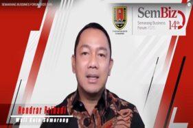Gelar Business Forum, Semarang Janjikan Kemudahan Investasi…