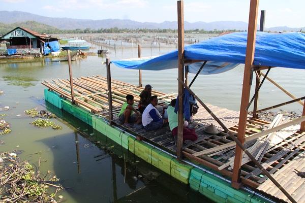 Perahu Getek Jombor Klaten Boleh Tetap Beroperasi, Tapi Harus Penuhi Ini