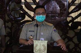 Waduh, Gubernur DKI Jakarta Anies Baswedan Positif Covid-19!