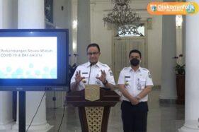 5 Kegiatan Ini Terlarang Selama PSBB Jakarta