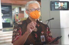 Gubernur Jawa Tengah Ganjar Pranowo. (Antara-Nur Istibsaroh)