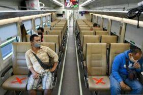 Ini Syarat Naik Kereta Api Jarak Jauh selama PSBB Jakarta
