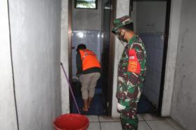 Operasi Masker di Tawangsari Sukoharjo, Seratusan Didenda Rp50.000, Lainnya Ngosek WC