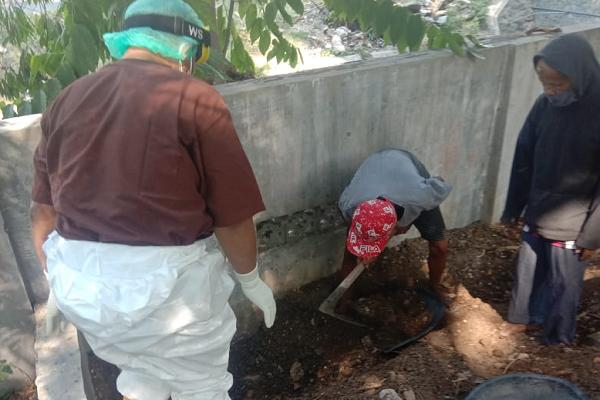 Identitas Mayat Wanita di Bengawan Solo Sragen Terungkap, Makam Dibongkar, Kenapa?