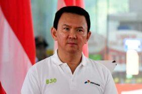 Komisaris Utama PT Pertamina (Persero) Basuki Tjahaja Purnama alias Ahok. (Antara)