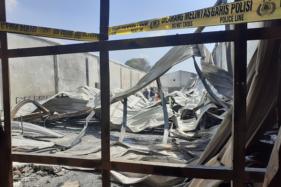 Tim Puslabfor Polda Jateng Olah TKP Kebakaran Pabrik Telukan Sukoharjo, Hasilnya?