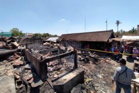 Kebakaran Pasar Cepogo, Pemkab Boyolali Siapkan Pasar Darurat di Lokasi Ini