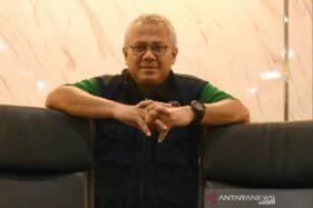 Ketua KPU Arief Budiman Dinyatakan Positif Terpapar Covid-19