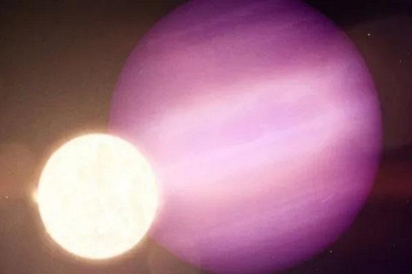 NASA Ungkap Planet Mengorbit di Bintang Kerdil