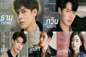 Potret pemain F4 Thailand yang diunggah GMMTV, Rabu (16/9/2020). (Instagram-GMMTV)