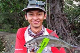 "Bikin Kagum! Ini Sosok Rikho Jerikho, Pemuda Wonogiri Peneliti Ikan ""Alien"" di WGM"