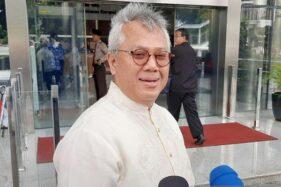 Ketua Komisi Pemilihan Umum (KPU) Arief Budiman. (Antara-Benardy Ferdiansyah)