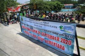 Sempat Buka 3 Pekan, Objek Wisata Air Klaten Tutup Lagi