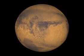 Terra Meridiani di Planet Mars. (Nasa.gov)