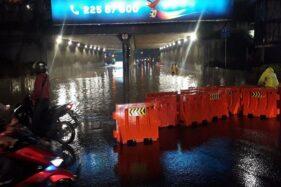 Malangnya Jakarta, Sudah PSBB, Terancam Banjir Pula