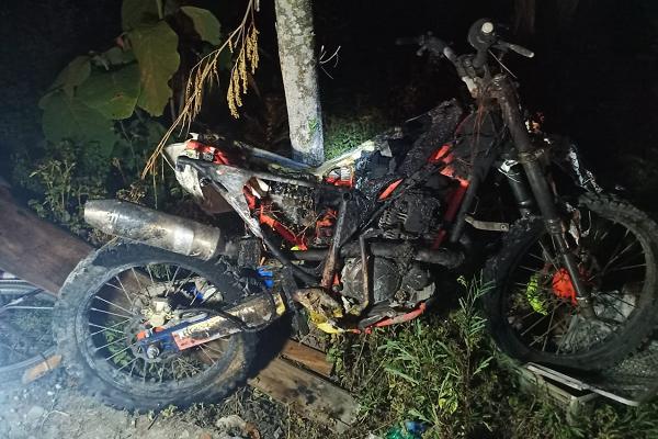 Kebakaran di Sragen: 1 Rumah dan 2 Sepeda Motor Gosong
