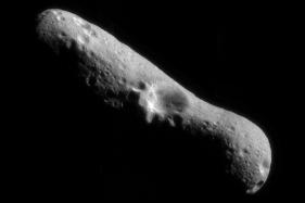 Besarnya Se-Paus Biru, Asteroid Melintas Dekat Bumi