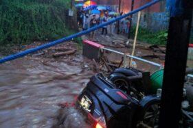 BNPB: Banjir Bandang Sukabumi Hanyutkan 12 Rumah