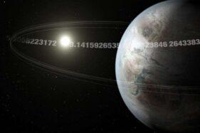 Foto rekaan Planet Pi. (Nasa.gov)