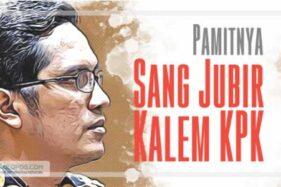 Infografis: KPK Berubah, Sang Jubir Kalem Pamitan