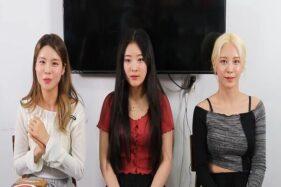 Tangkapan layar video kontroversial para anggota Xum, Kamis (24/9/2020). (Koreaboo.com)