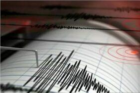 Seismograf untuk mendeteksi getaran gempa bumi. (Shutterstock.com)
