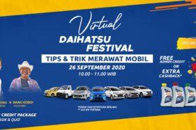 Serunya Beli Mobil Secara Online Di Daihatsu Festival